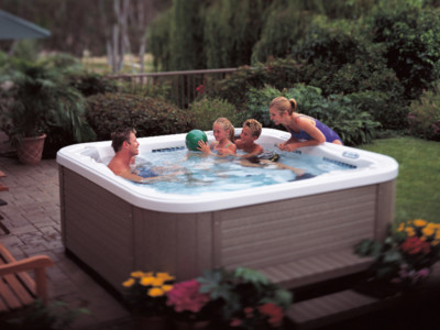Dimension One Spas, Hot Tubs, and Exercise Spas