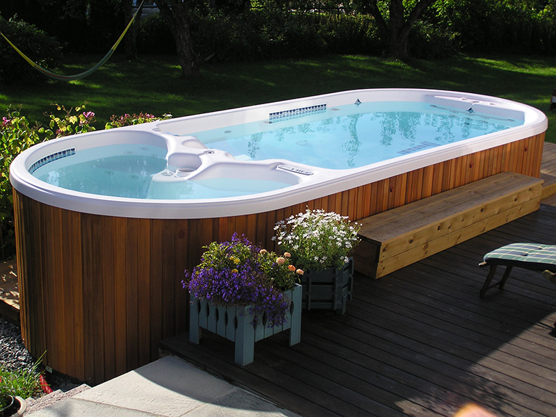 Hot Tubs and Exercise Spas – Cox Pools