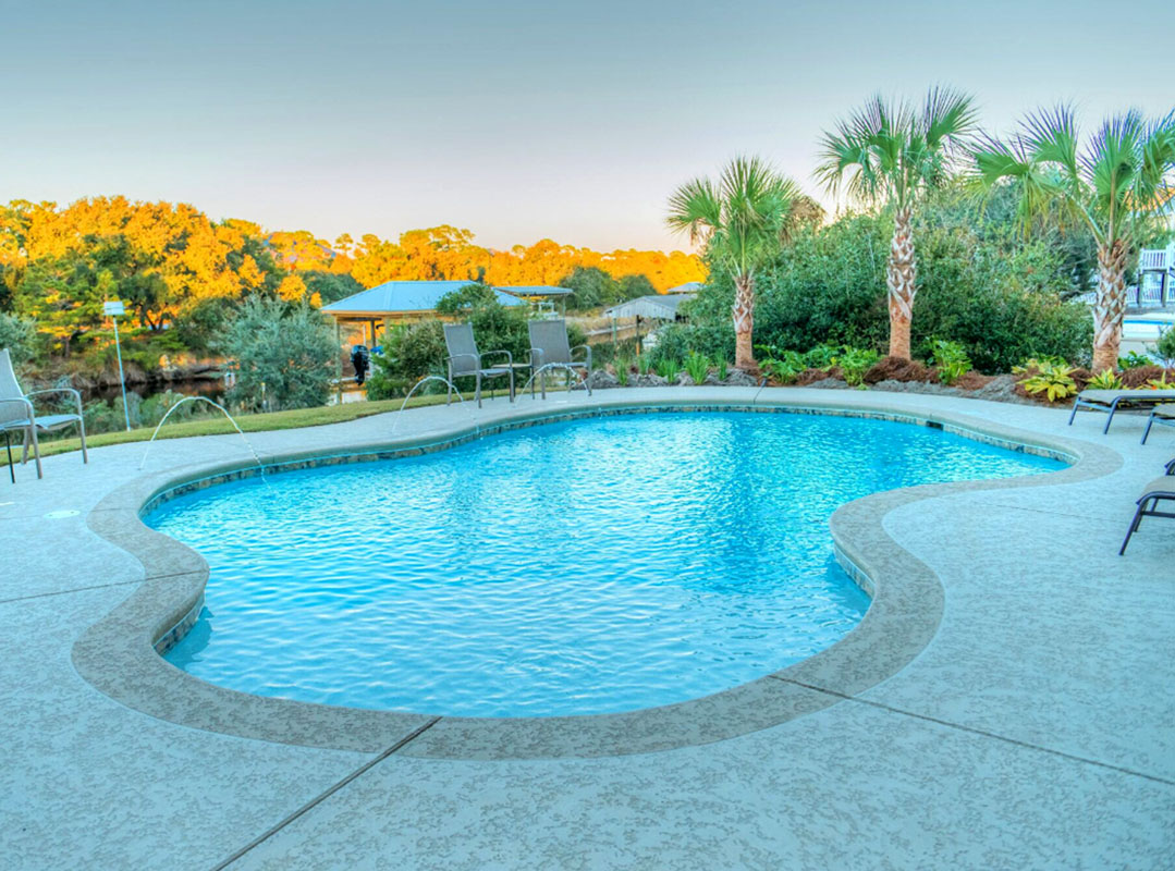 Cox Pools The South S Oldest And Largest Pool Builder