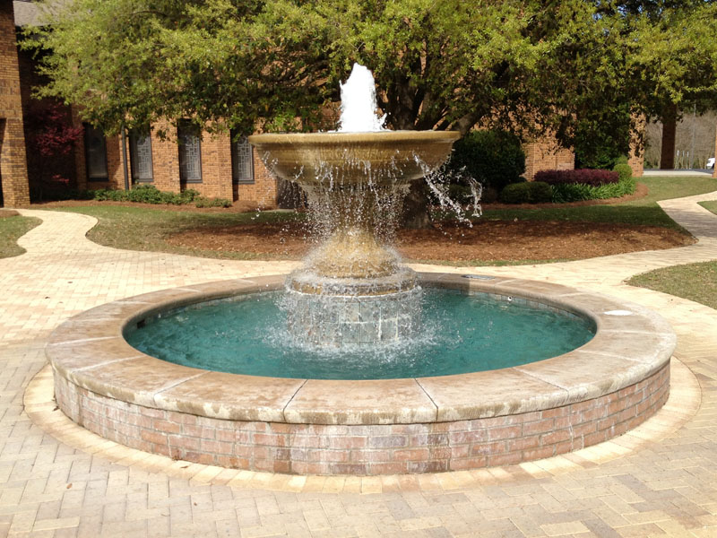 Water Fountains And Features Gallery